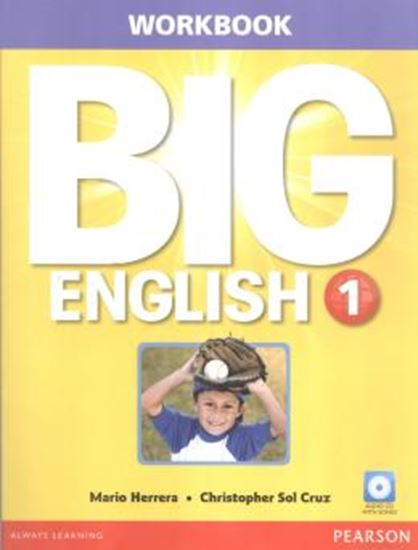 Picture of BIG ENGLISH 1 WORKBOOK WITH AUDIO CD