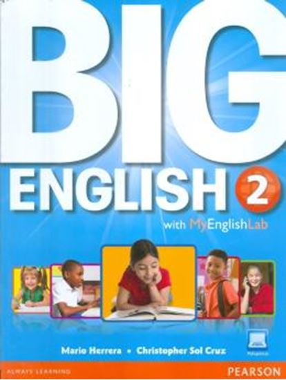 Picture of BIG ENGLISH 2 STUDENT BOOK WITH MYENGLISHLAB