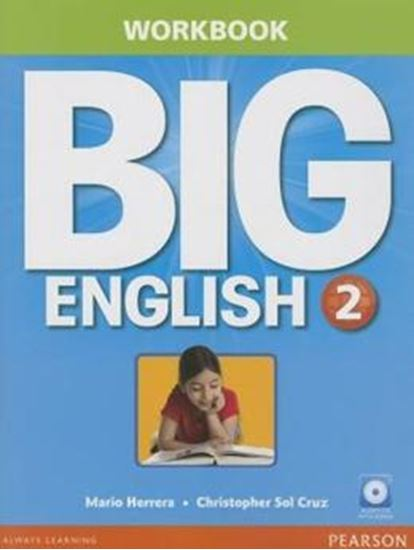 Picture of BIG ENGLISH 2 WORKBOOK WITH AUDIO CD