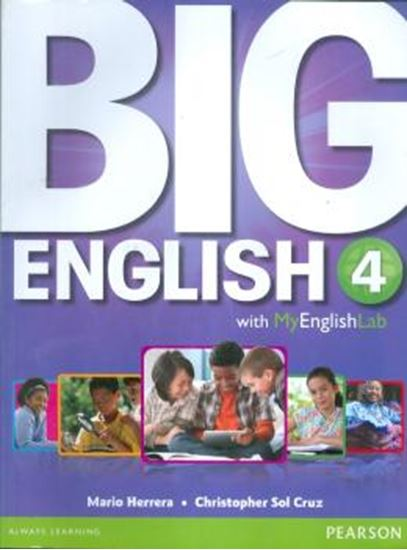 Picture of BIG ENGLISH 4 STUDENT BOOK WITH MYENGLISHLAB