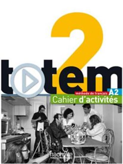 Picture of TOTEM 2 A2 - CAHIER D´ACTIVITES + CD AUDIO