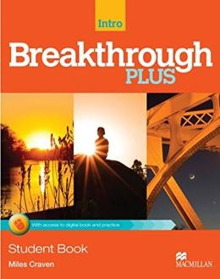 Picture of BREAKTHROUGH PLUS INTRO STUDENTS BOOK WITH DIGIBOOK