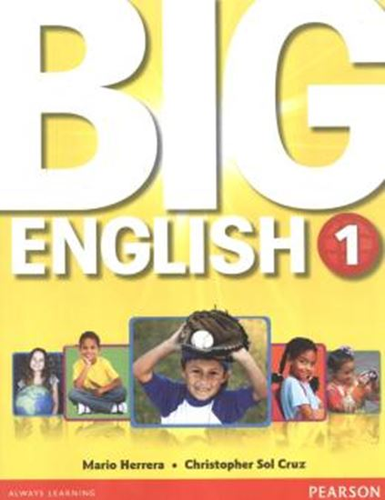 Picture of BIG ENGLISH 1 STUDENT BOOK
