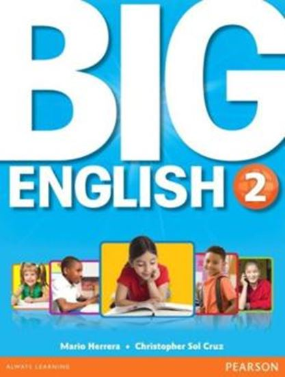 Picture of BIG ENGLISH 2 STUDENTS BOOK