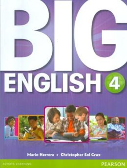 Picture of BIG ENGLISH 4 STUDENT BOOK
