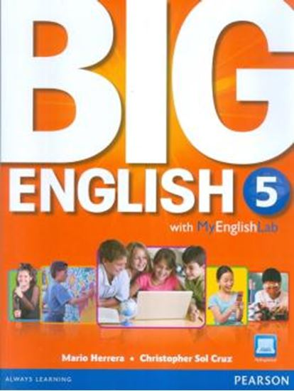 Picture of BIG ENGLISH 5 STUDENT BOOK WITH MYENGLISHLAB