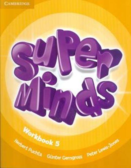 Picture of SUPER MINDS BRITISH 5 WORKBOOK