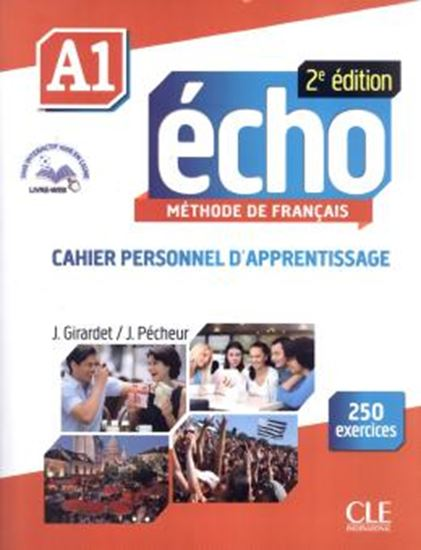 Picture of ECHO A1 - CAHIER D´EXERCICES + CD AUDIO - 2E EDITION