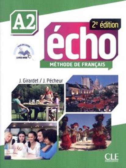 Picture of ECHO A2 - LIVRE + DVD-ROM - 2E EDITION