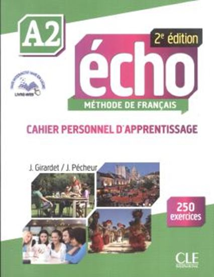 Picture of ECHO A2 - CAHIER D´EXERCICES -2ED TH - CD