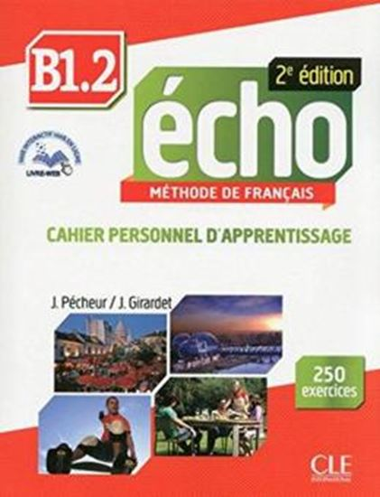 Picture of ECHO B1.2 - CAHIER D´EXERCICES + CD AUDIO - 2E EDITION