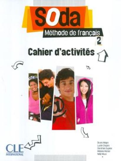 Picture of SODA 2 - CAHIER D´EXERCICES