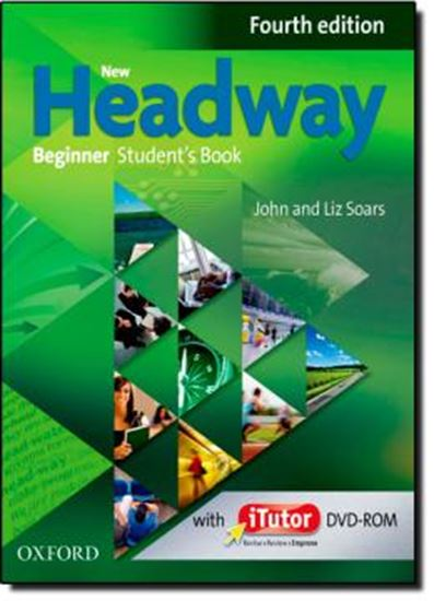 Picture of NEW HEADWAY BEGINNER SB AND ITUTOR PACK - 4TH ED