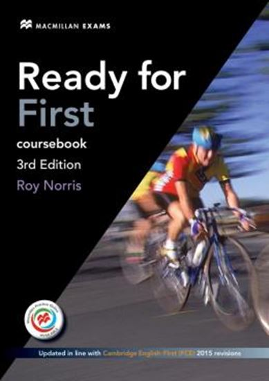 Picture of READY FOR FIRST COURSEBOOK WITH AUDIO CD - 3RD ED