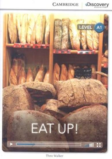 Picture of EAT UP!  BOOK WITH ONLINE ACCESS - A1