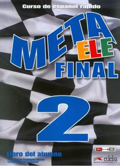 Picture of META ELE FINAL 2 - LIBRO DEL ALUMNO
