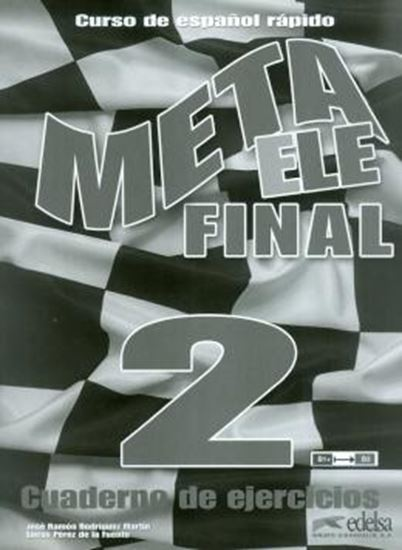Picture of META ELE FINAL 2 - CUADERNO DE EJERCICIOS