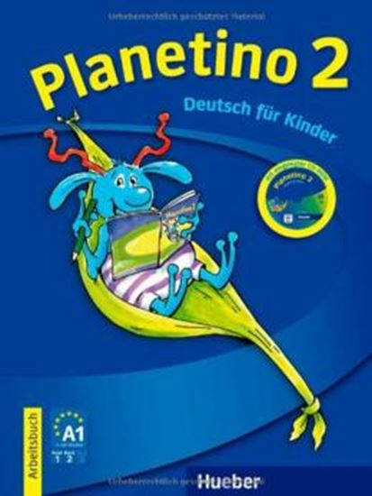 Picture of PLANETINO 2 - ARBEITSBUCH MIT CD-ROM