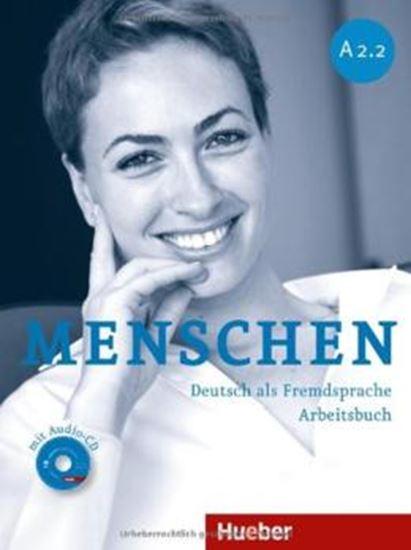 Picture of MENSCHEN A2/2 - ARBEITSBUCH AUDIO-CD