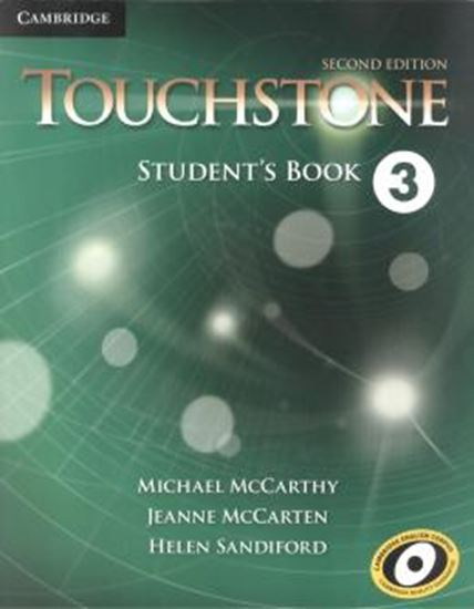 Picture of TOUCHSTONE 3 STUDENTS BOOK - 2ND ED