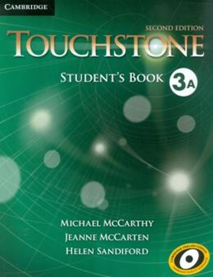 Picture of TOUCHSTONE 3 STUDENTS BOOK A - 2ND ED