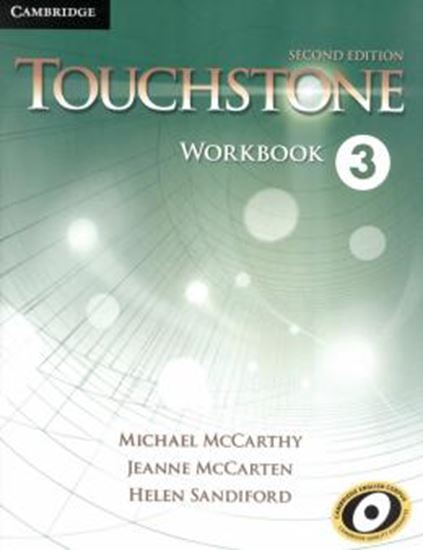 Picture of TOUCHSTONE 3 WORKBOOK - 2ND ED