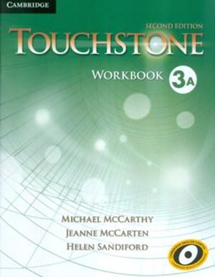 Picture of TOUCHSTONE 3 WORKBOOK A - 2ND ED