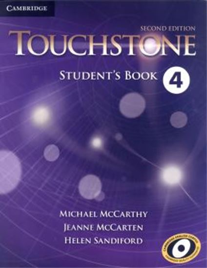 Picture of TOUCHSTONE 4 STUDENTS BOOK - 2ND ED