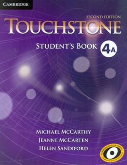 Picture of TOUCHSTONE 4 STUDENTS BOOK A - 2ND ED