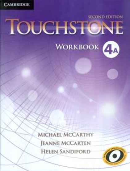 Picture of TOUCHSTONE 4 WORKBOOK A - 2ND ED