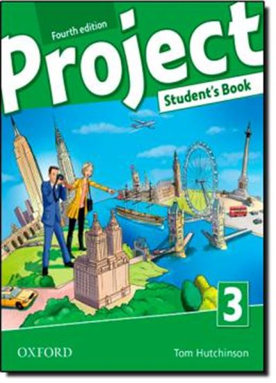 Picture of PROJECT 3 STUDENTS BOOK - 4TH ED