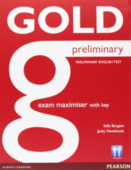 Picture of GOLD NEW ADVANCED TEACHER EXAM MAXIMISER+ONLINE AUDIO (KEY) PRELIMINARY