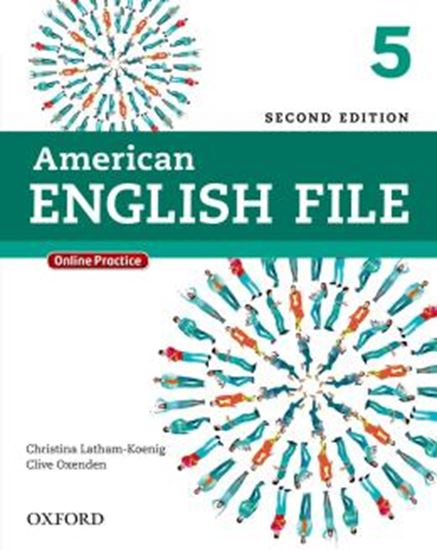 Picture of AMERICAN ENGLISH FILE 5 STUDENTS BOOK - 2ND ED