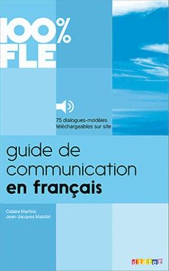 Picture of GUIDE DE COMMUNICATION EN FRANCAIS - LIVRE + MP3