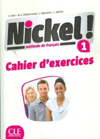 Picture of NICKEL! 1 - CAHIER D´EXERCICES