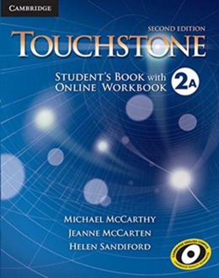 Picture of TOUCHSTONE 2 - SB A WITH ONLINE WB A - 2ND ED