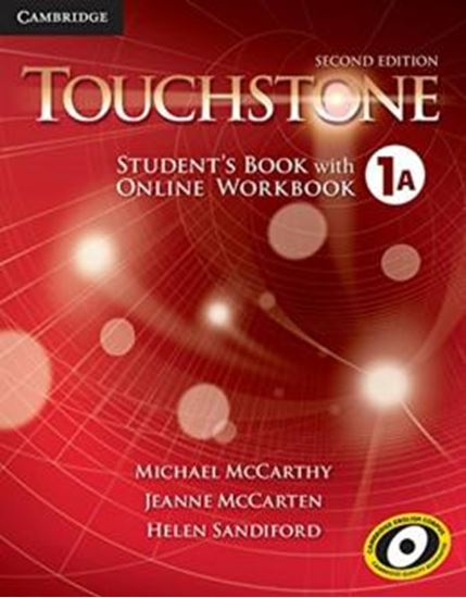 Picture of TOUCHSTONE 1A SB WITH ONLINE WB - 2ND ED
