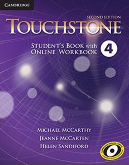 Picture of TOUCHSTONE 4 - SB WITH ONLINE WB - 2ND ED