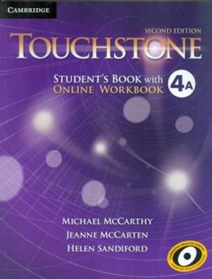 Picture of TOUCHSTONE 4 - SB A WITH ONLINE WB A - 2ND ED