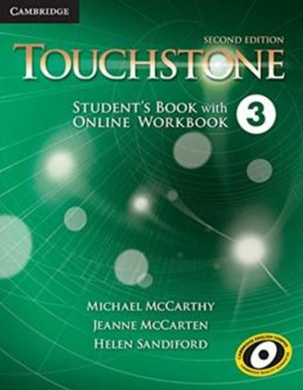 Picture of TOUCHSTONE 3 - SB WITH ONLINE WB - 2ND ED
