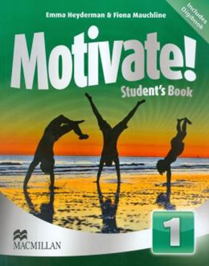 Picture of MOTIVATE! - STUDENTS BOOK PACK LEVEL 1
