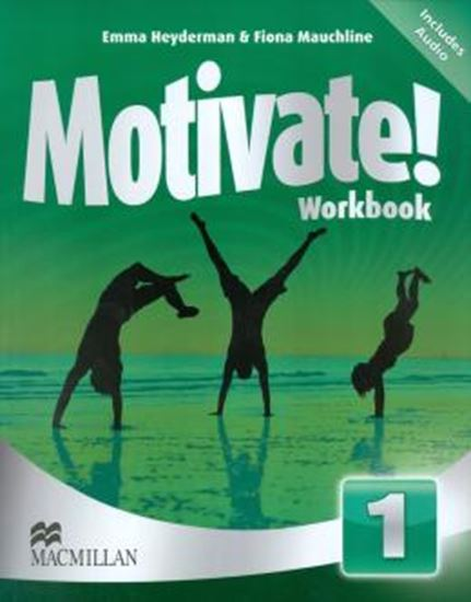 Picture of MOTIVATE! - WORKBOOK PACK LEVEL 1