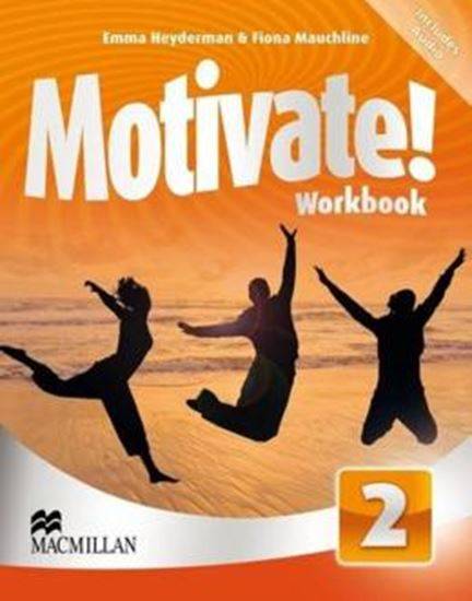 Picture of MOTIVATE! - WORKBOOK PACK LEVEL 2