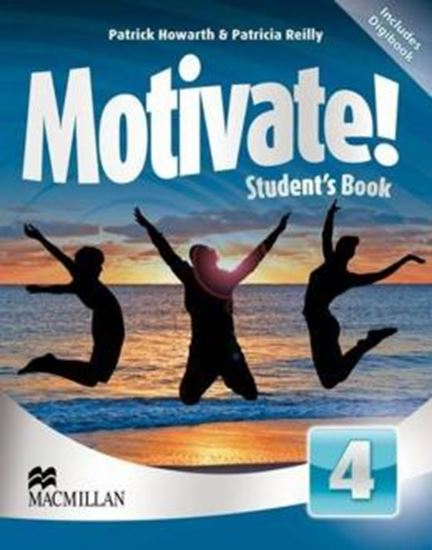 Picture of MOTIVATE! - STUDENTS BOOK PACK LEVEL 4
