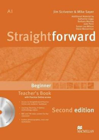 Picture of STRAIGHTFORWARD - TEACHERS BOOK PACK BEGINNER LEVEL - 2ND ED