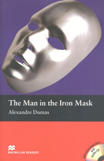 Picture of THE MAN IN THE IRON MASK WITH AUDIO CD + EXTRA EXERCISES