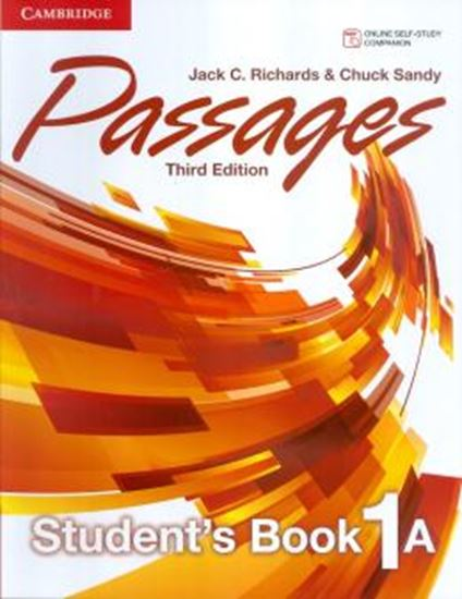 Picture of PASSAGES LEVEL 1 - STUDENTS BOOK A - 3RD ED