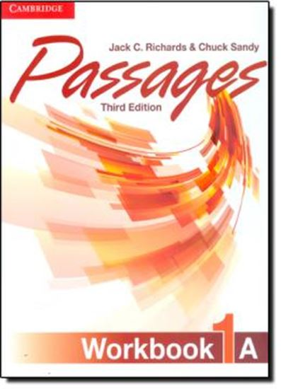 Picture of PASSAGES LEVEL 1 - WORKBOOK A - 3RD ED