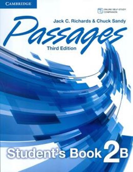 Picture of PASSAGES LEVEL 2 - STUDENTS BOOK B - 3RD ED