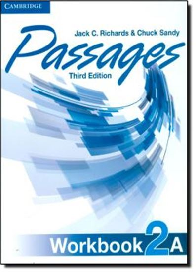 Picture of PASSAGES LEVEL 2 - WORKBOOK A - 3RD ED